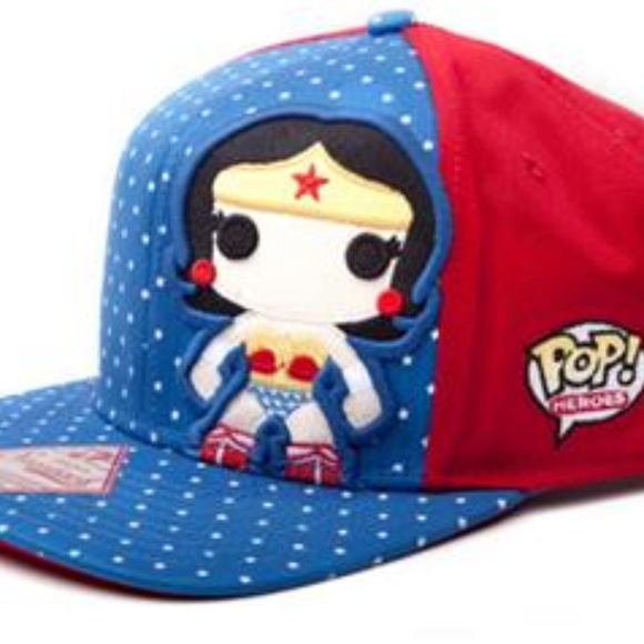 1e4016fe1b8 DC Comics Accessories - Pop! Wonder Woman Hat